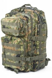 US Assault Pack Large - Flecktarn