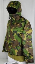 KL - NBC M2000 parka en broek met handschoenen en schoenen - woodland camo - Maat Medium-Long - origineel