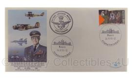 Postzegel herdenkingsenvelop 50-jarig vlieger jubileum - 24 april 1991 - origineel