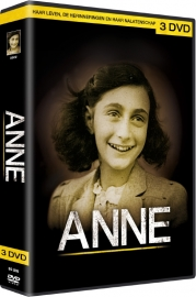 3 DVD box set ANNE Frank