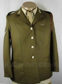 Brits leger dames uniform jas met insignes - 170 / 104 - origineel - nr. 2