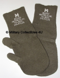 Handschoenen trigger gloves MADE IN USA - wol  - origineel