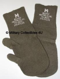 Handschoenen trigger gloves MADE IN USA - wol  - origineel