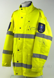 KMAR Marechaussee VOA uniform jas Verkeers Ongevallen Analyse - maat 54 - zeldzaam - origineel