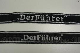 SS Cufftitle Der Fuhrer - SS VT Standarten