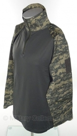 UBAC Underbody Armor combat  shirt  - ACU camo