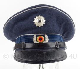 Duitse Berlin Polizei pet - maat 56 - origineel