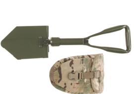 US Army Multicam Molle II entrenching tool pouch schephoes MET klapschep-  origineel