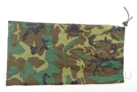Korps Mariniers universele tas Forest Camo - 52 x 27,5 cm - origineel
