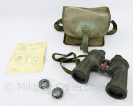 Ednar 6 X 42 verrekijker met draagtas en handleiding - 17 x 8 x 21,5 cm - origineel