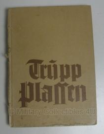 Trupp Plassen - 1937/1938 Reicharbeitsdienst