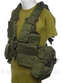 Viper assault vest - groen - verstelbaar - origineel