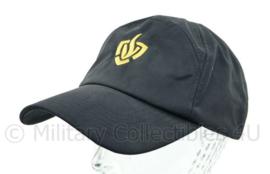 Nederlandse brandweer baseball cap - huidig model - zwart - maat Large - origineel