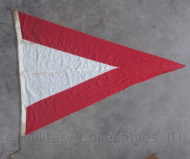Wo2 Britse seinvlag - 187,5 x 122 cm - origineel