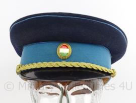 Hongaarse leger pet met insigne - maat 57 - origineel