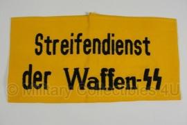 Armband Streifendienst der Waffen SS