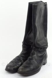 WO2 Duitse hoge Officiers laarzen - echt leder - maat 40 - origineel