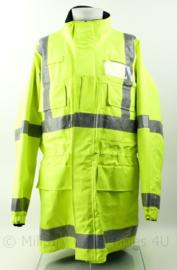Britse Jacket reversible high visability MVP Blue Yellow RAF Police Royal Airforce Police  - 180/120 - origineel