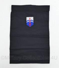 KL Nederlandse leger halsdoek  Nationaal Territoriaal Commando - zwart - origineel