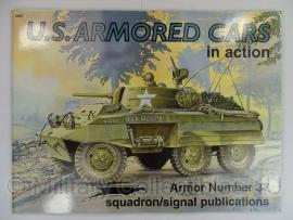 Armor Number 37 - US Armored Cars - licht gebruikt