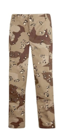 Propper Genuine Gear Tactical pants Desert camo US Army BDU trouser desert golfoorlog - maat Large Long -  nieuw