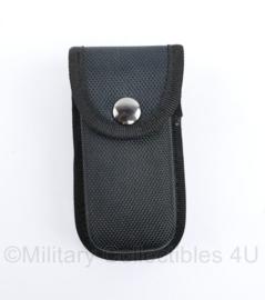 Nieuw gemaakte multitool koppeltas zwart - 12,5 x 7 x 4 cm