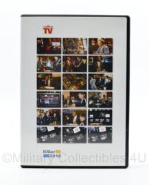 Kmar Marechausee DVD Marechausee TV 2010 -  talkshow 19 mei 2005 - 19 x 13,5 x 1,5 cm - origineel
