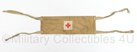 MVO Nederlands leger jaren 50 armband Geneeskundige dienst - 10 x 30 cm - origineel