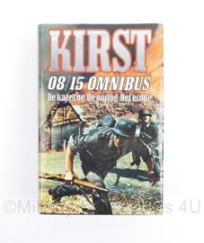 Kirst 08/15 Omnibus De kazerne  De oorlog Het Einde