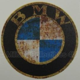 BMW helm decal verouderd BL004