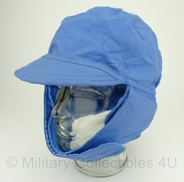 VN UN United Nations Wintermuts Blauw - waterafstotend - 59  cm. - origineel