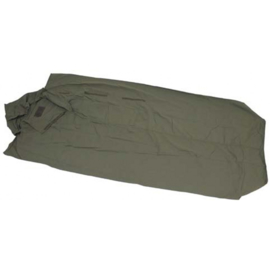 KL Korps Mariniers en Britse leger Arctische slaapzak lakenzak Sleeping bag liner- origineel