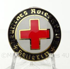 DRK Brosche Deutsches Rotes Kreuz Helferin