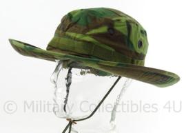US Army Boonie hat Vietnam periode ERDL camo - Camo type 2 - 1969 - maat 6 7/8 - topstaat - origineel