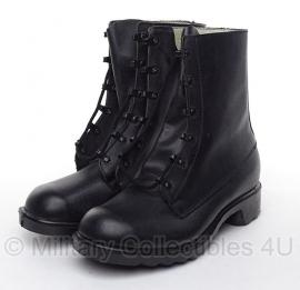 KL Nederlandse leger schoenen legerkisten ZWART - 38B = 240B - origineel