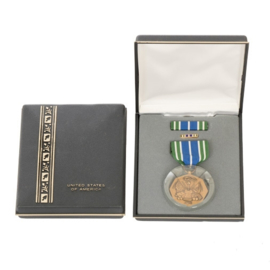 US Army Military Achievement medal with case - origineel