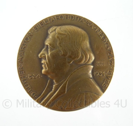 Coin Martin Luther - 1934 - origineel