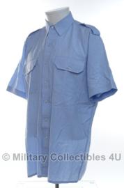 KLU luchtmacht DT overhemd KORTE mouw gebruikt - maat  41, 42, 43 of 44 - origineel