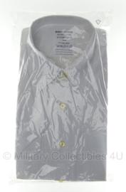 KL Nederlands leger GLT overhemd WIT - 80% katoen - korte mouw  - maat 41 - origineel