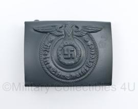 Waffen ss koppelslot ss blaugrau  - met stempels - topkwaliteit