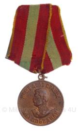Russische overwinnings medaille - origineel