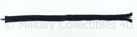Nieuwe rits donkerblauw - 80 x 3cm - origineel