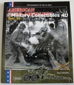 American field artillery 1941-45