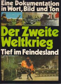 Boek Der zweite Weltkrieg. Tief im Feindesland