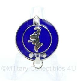 BSB Brigade Speciale Beveiligingsopdrachten Koninklijke Marechaussee Tor speld - origineel