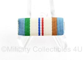 Nederlandse leger medaille baton Herinneringsmedaille VN Vredesoperaties HVN2- 3 x 1 cm - origineel