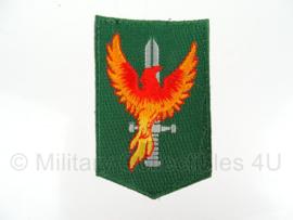 """KL DT embleem """"Operationeel ondersteunings commando land"""" - model DT 2000 - origineel"""