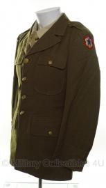 US Class A jas  Service Force- size 39S = maat 49 kort - origineel WO2 1942