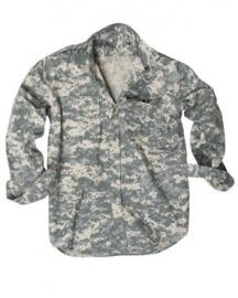 Field blouse Overhemd - RIPSTOP - ACU camo