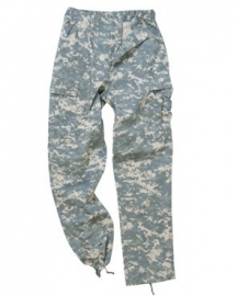 US FIELD TROUSER BDU - ACU camo